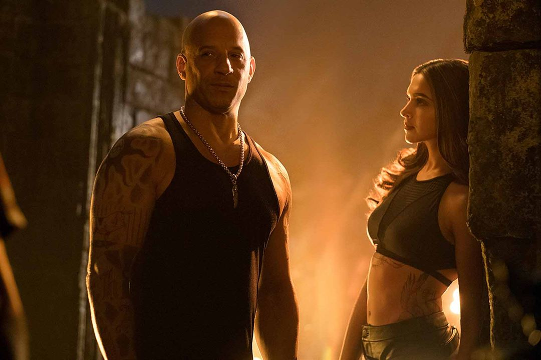 xXx 3: Die Rückkehr des Xander Cage : Bild Deepika Padukone, Vin Diesel