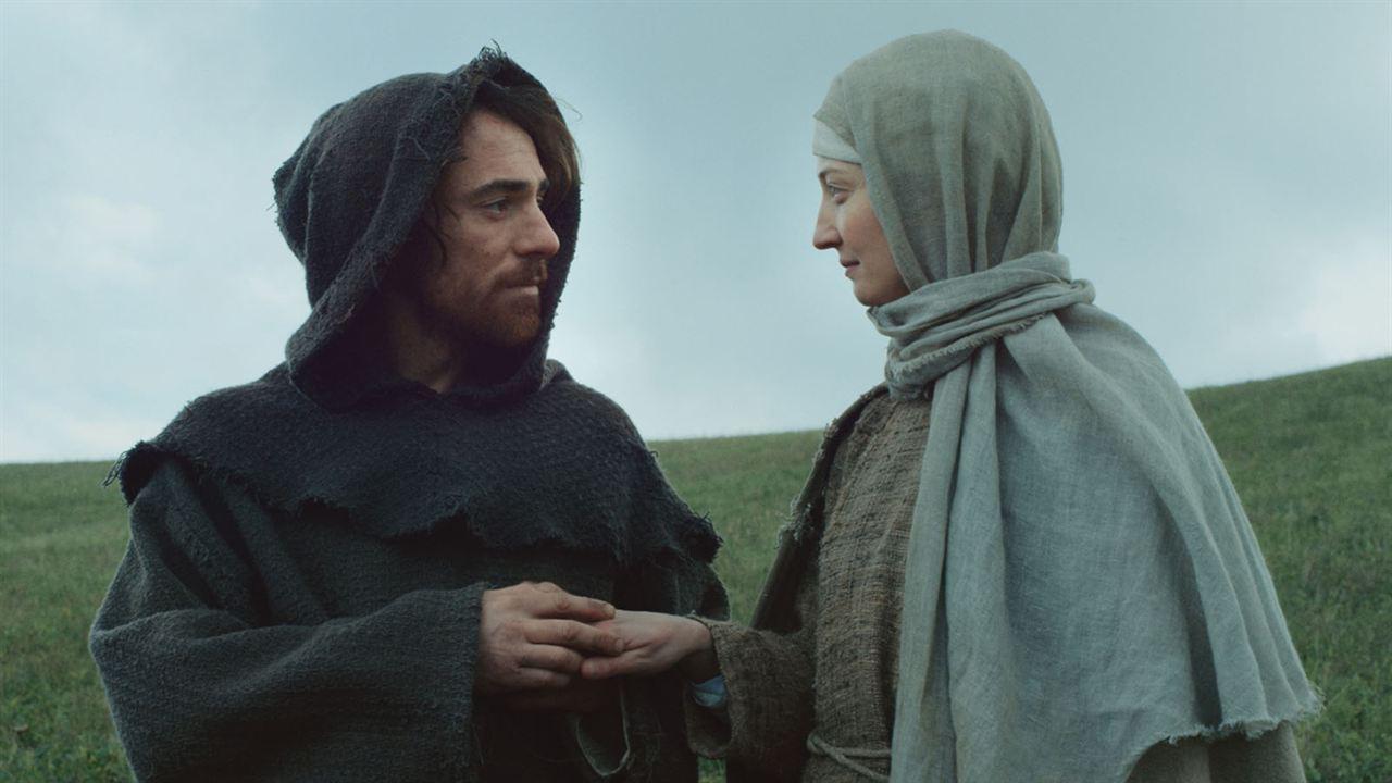 Franz von Assisi und seine Brüder : Bild Alba Rohrwacher, Elio Germano