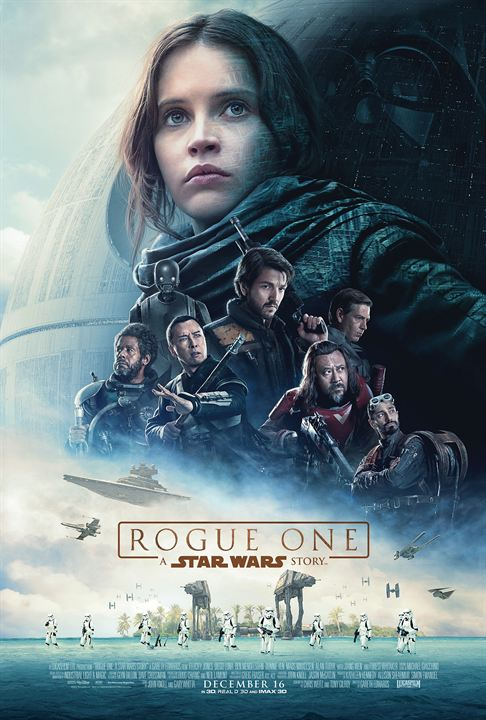 Rogue One: A Star Wars Story : Kinoposter