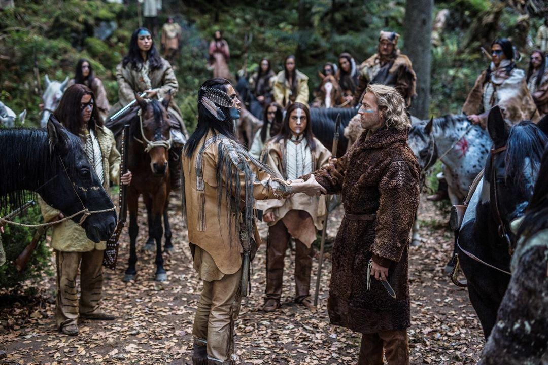 Winnetou 3 - Der letzte Kampf : Bild Nik Xhelilaj, Wotan Wilke Möhring