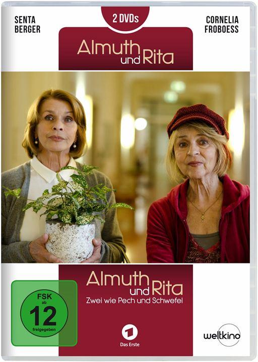 Almuth und Rita : Kinoposter