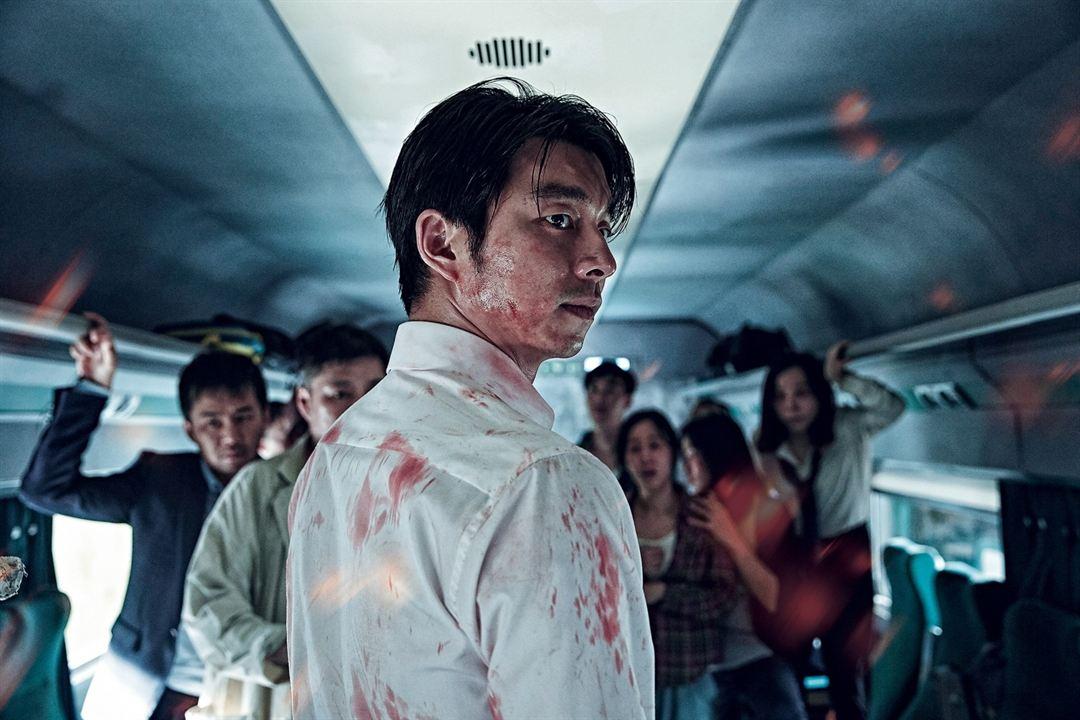 Train To Busan : Bild Gong Yoo