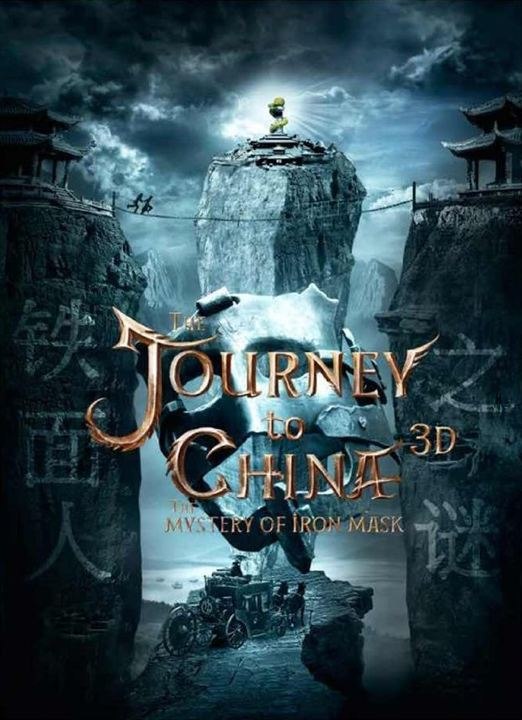 Journey To China: The Mystery Of Iron Mask : Kinoposter