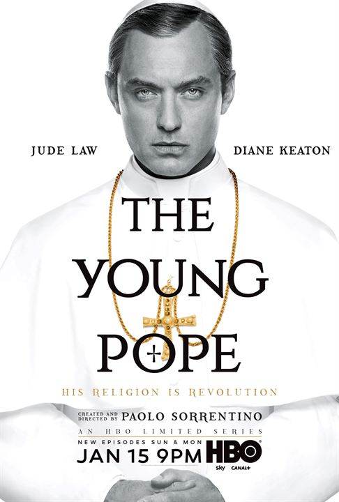 The Young Pope : Kinoposter
