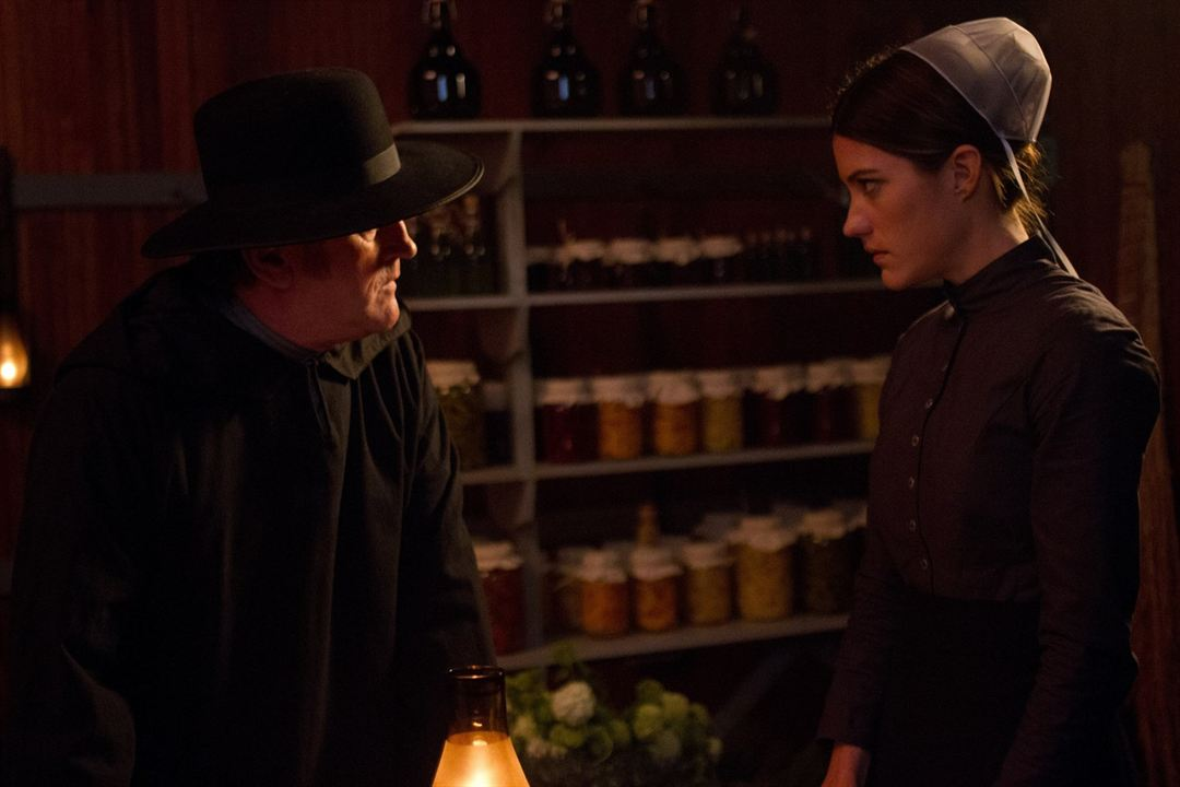 The Devil's Hand : Bild Colm Meaney, Jennifer Carpenter