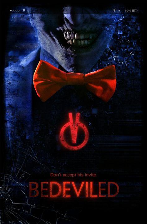 Bedeviled - Das Böse geht online : Kinoposter