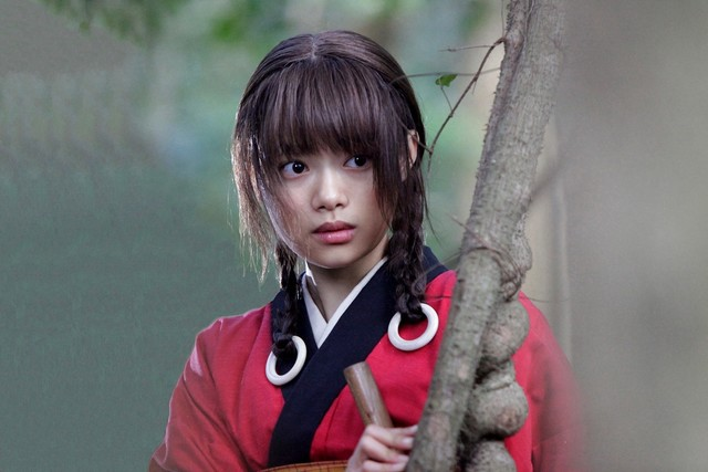 Blade Of The Immortal - Rache stirbt nie : Bild Hana Sugisaki