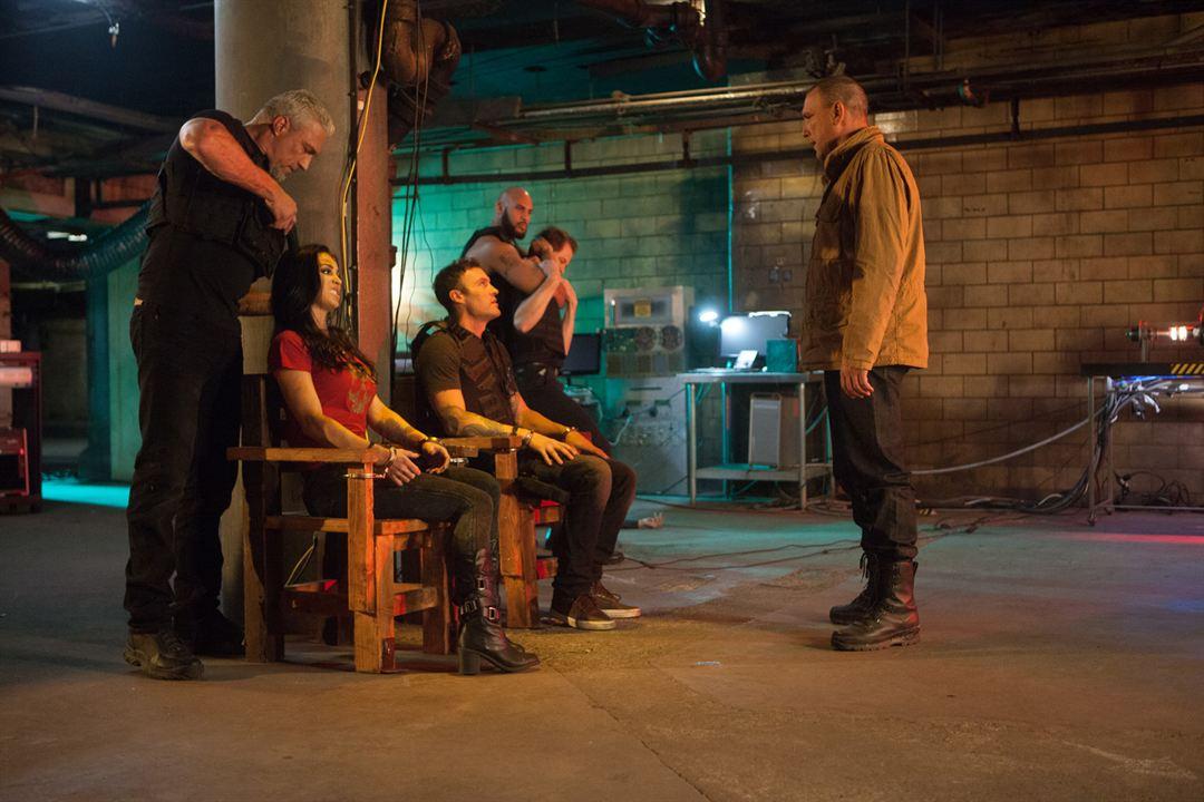 Cross Wars - Das Team ist zurück! : Bild Amy Jane, Brian Austin Green, Dave Reaves, Jason Scott Jenkins, Vinnie Jones