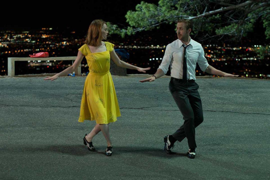 La La Land : Bild Emma Stone, Ryan Gosling