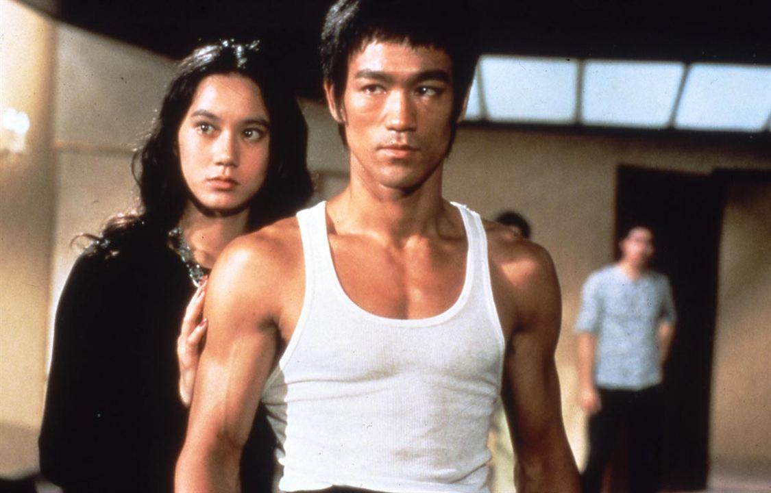 Die Todeskralle schlägt wieder zu : Bild Bruce Lee, Nora Miao