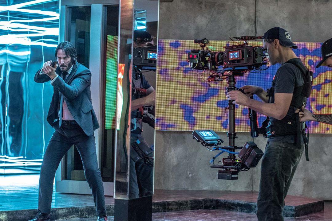John Wick: Kapitel 2 : Bild Chad Stahelski, Keanu Reeves