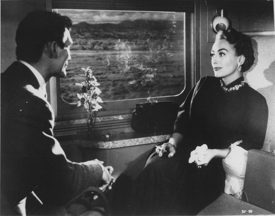 Maskierte Herzen: Jack Palance, Joan Crawford