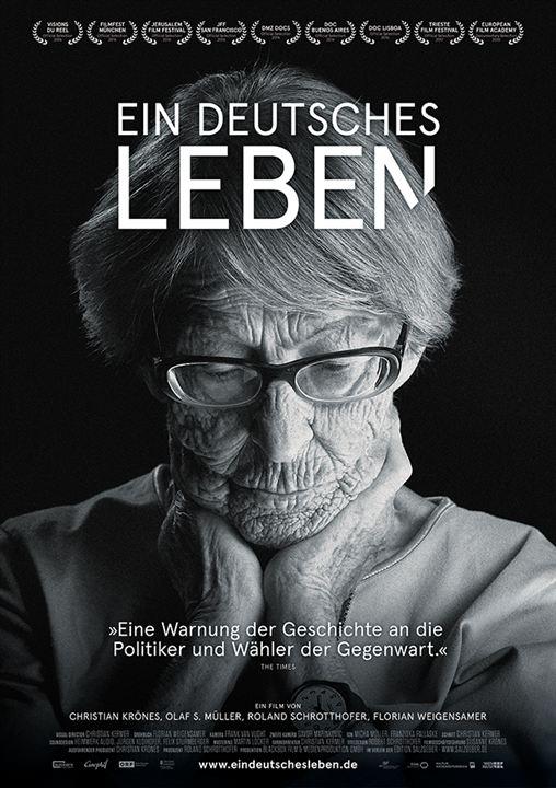 Ein deutsches Leben : Kinoposter