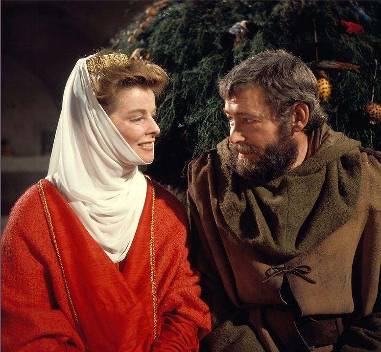 Der Löwe im Winter : Bild Katharine Hepburn, Peter O'Toole