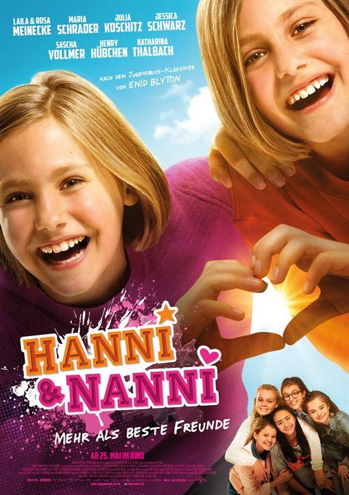 poster zum hanni  nanni  mehr als beste freunde  bild 1