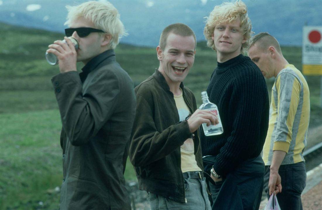 Trainspotting - Neue Helden : Bild Ewan McGregor, Ewen Bremner, Kevin McKidd