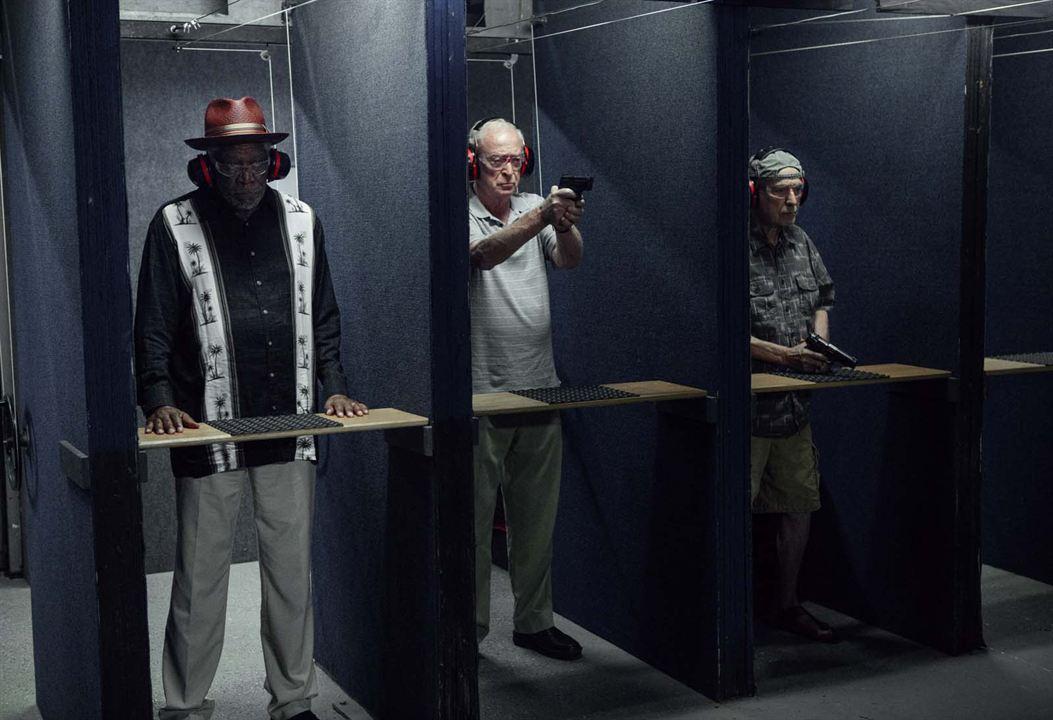 Abgang mit Stil : Bild Alan Arkin, Michael Caine, Morgan Freeman