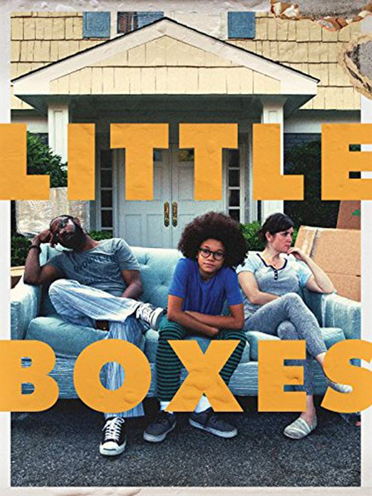 Little Boxes : Kinoposter
