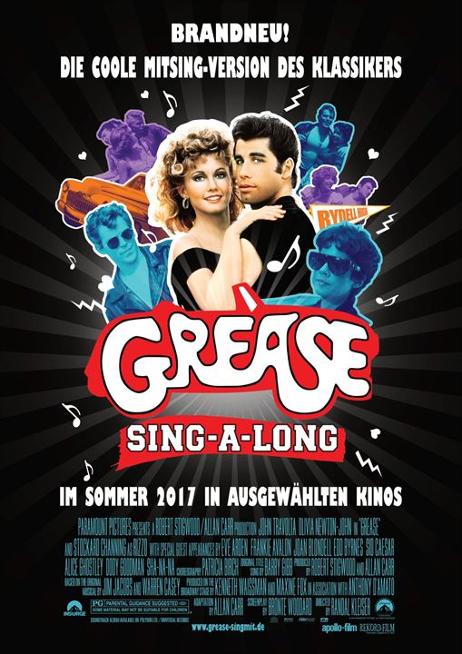 Grease : Kinoposter