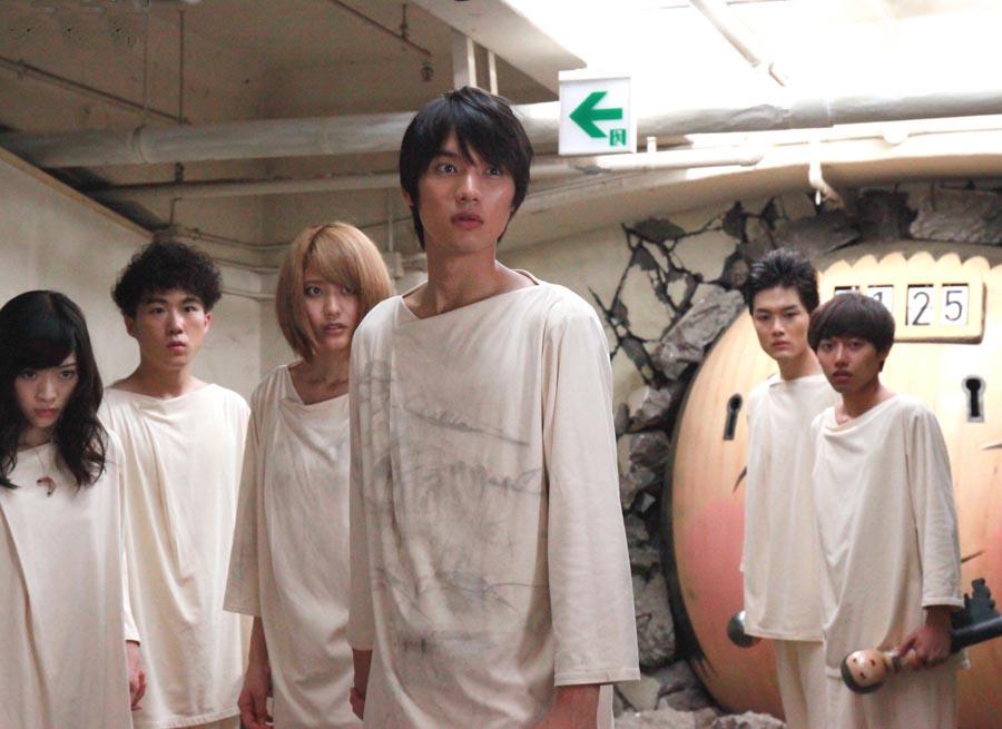 As the Gods Will : Bild Hirona Yamazaki, Mio Yûki, Sôta Fukushi