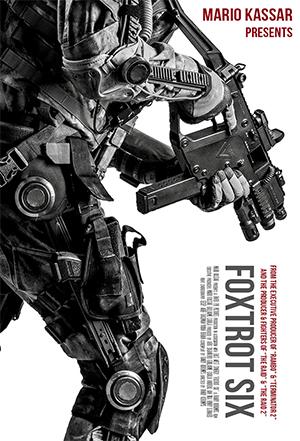 Foxtrot Six : Kinoposter
