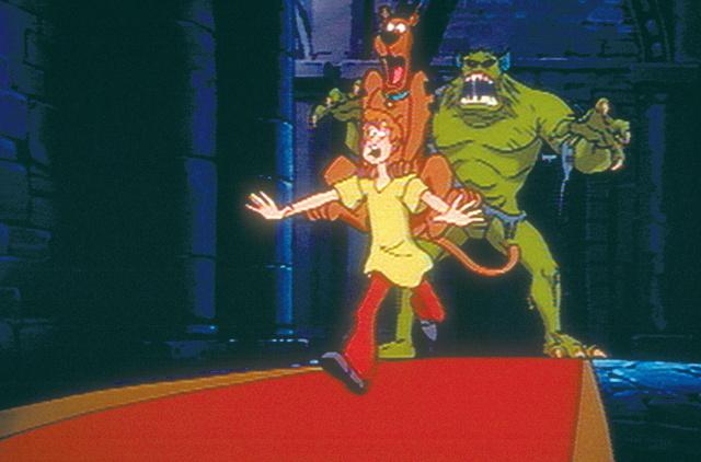 Scooby-Doo On Zombie Island : Bild