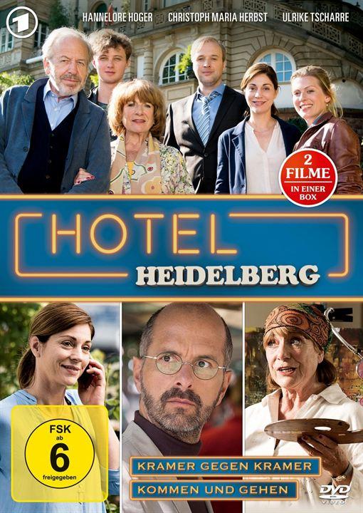 Hotel Heidelberg - Kommen und Gehen : Kinoposter