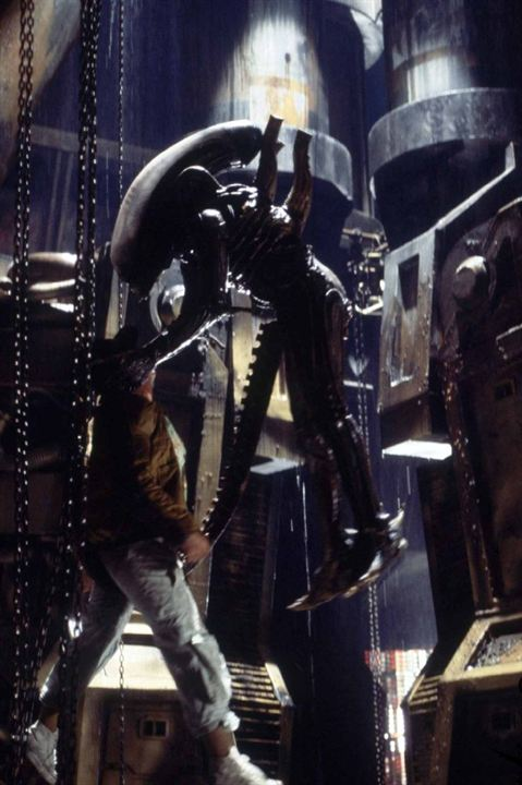 Alien - Das unheimliche Wesen aus einer fremden Welt : Bild