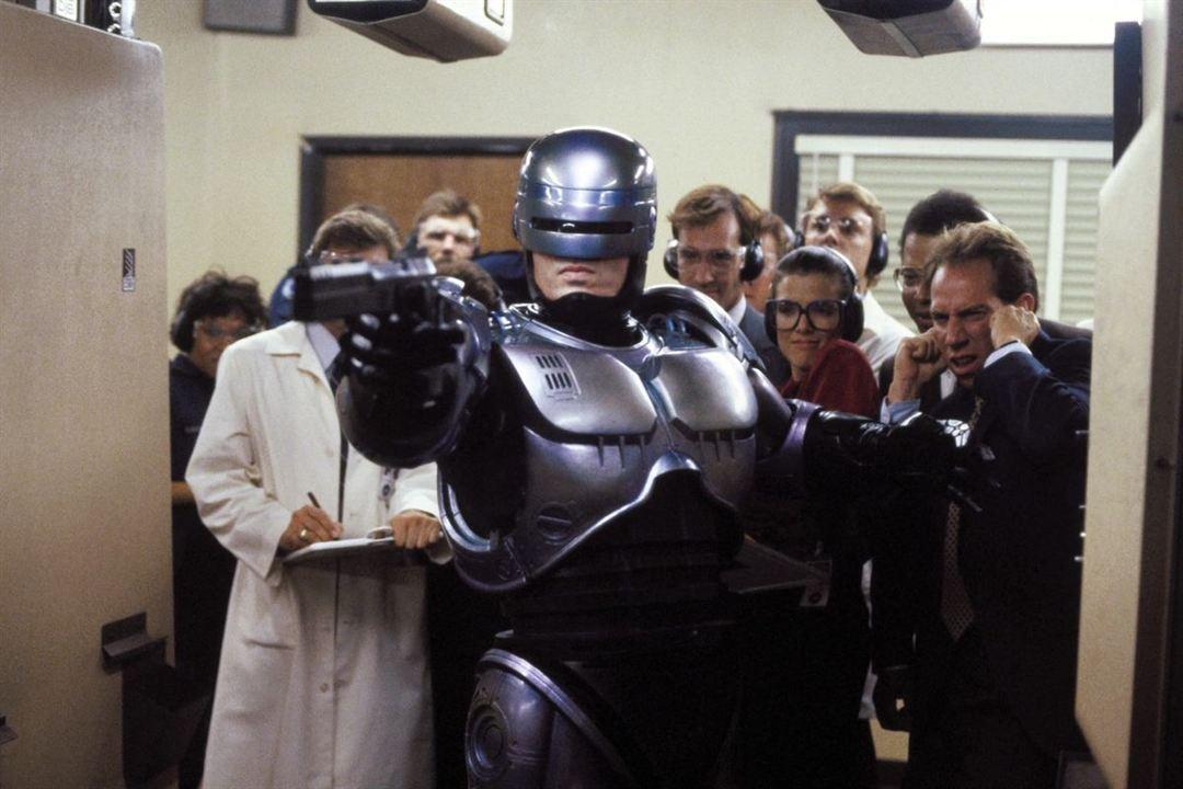 RoboCop : Bild Peter Weller