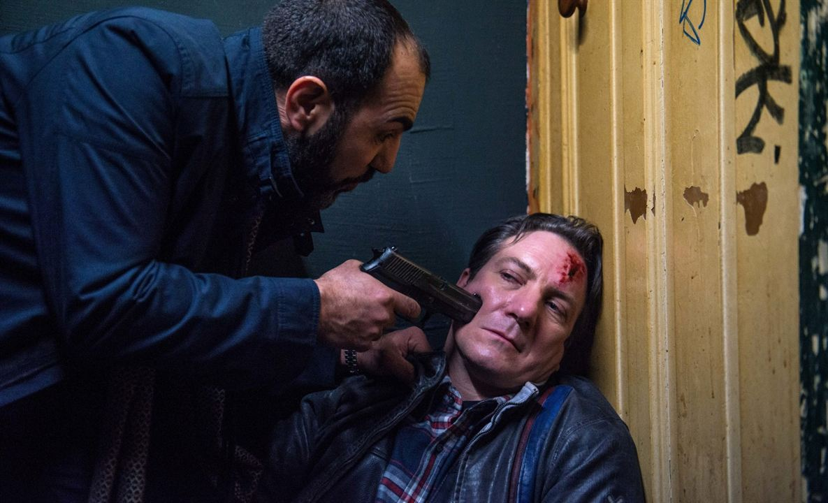 Nachtschicht: Der letzte Job : Bild Adnan Maral, Robert Palfrader