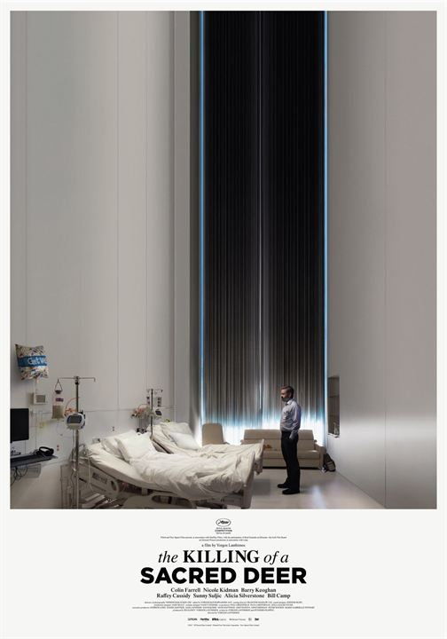 The Killing Of A Sacred Deer : Kinoposter