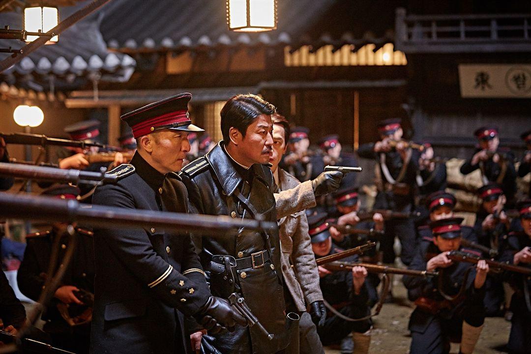 The Age Of Shadows : Bild Song Kang-Ho