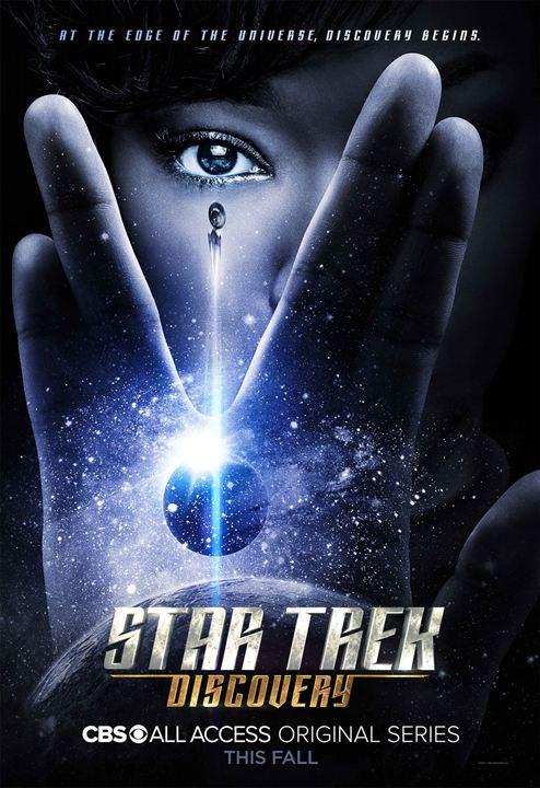 Star Trek: Discovery : Kinoposter