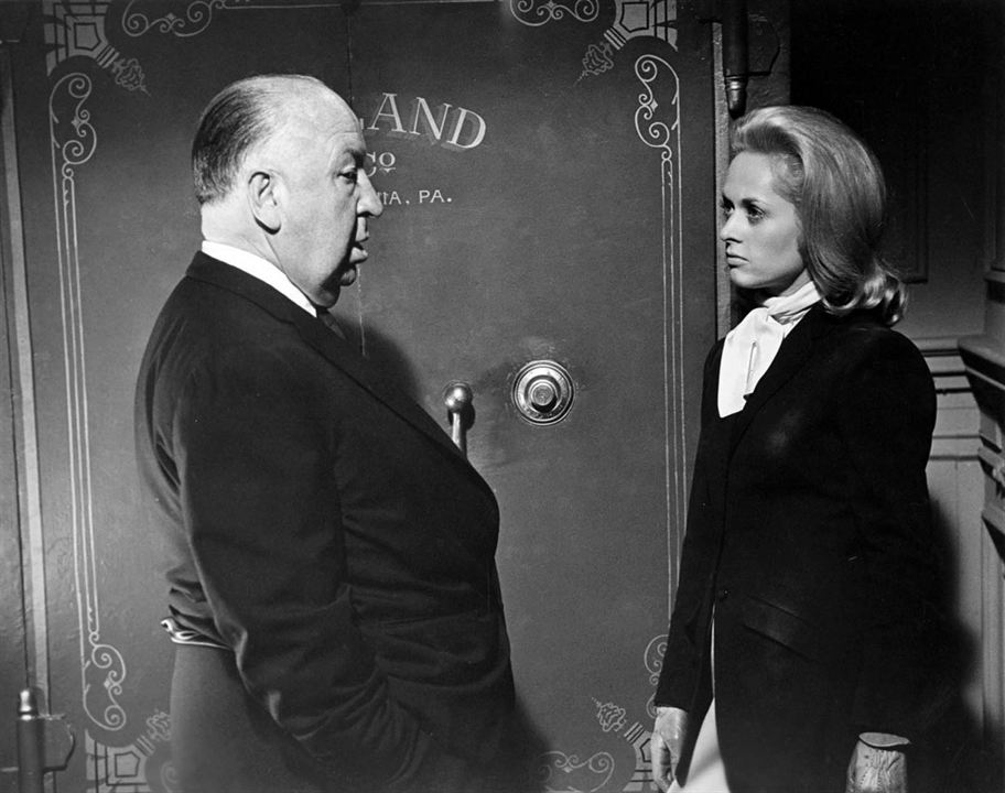 Marnie Alfred Hitchcock