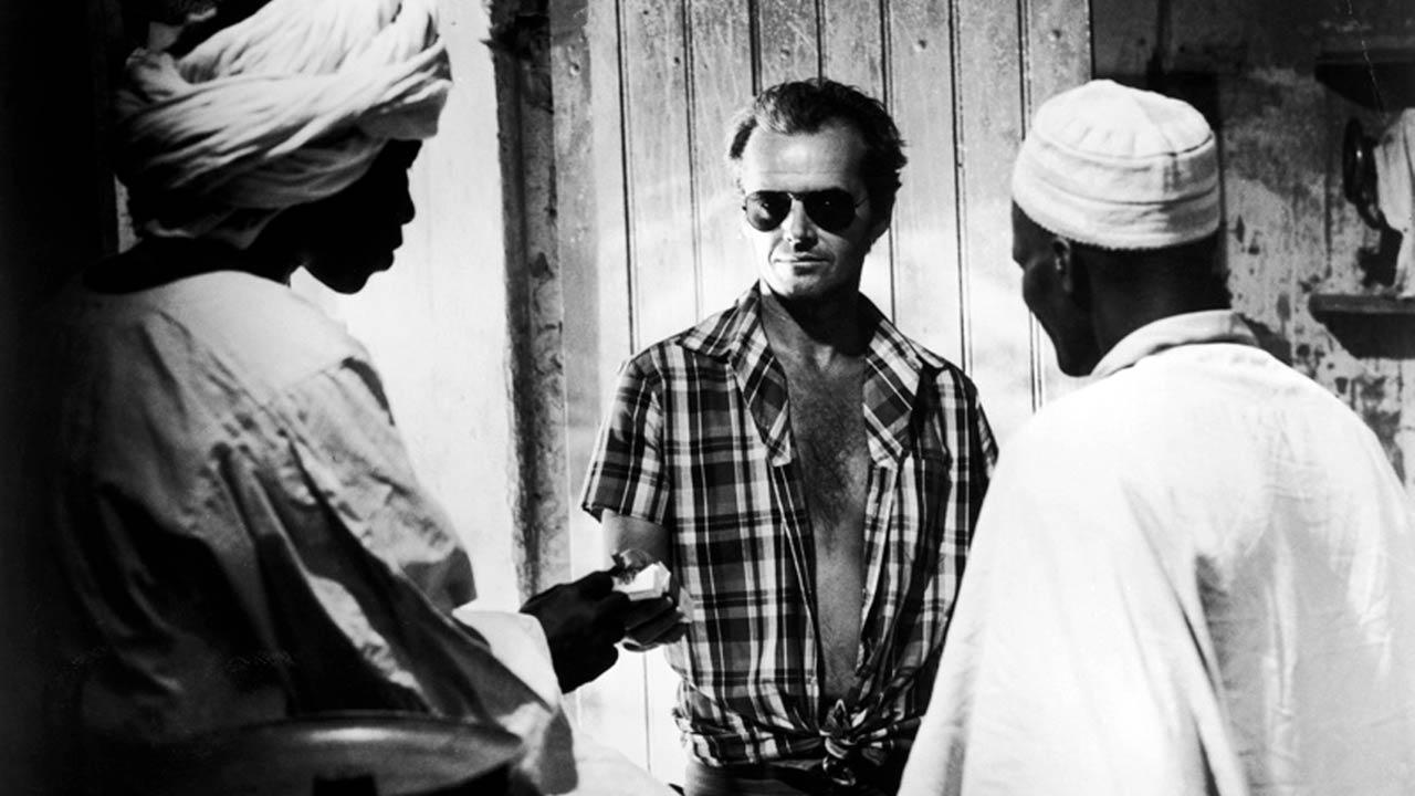 Beruf: Reporter : Bild Jack Nicholson