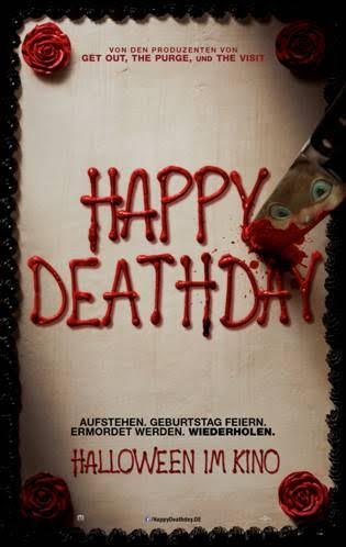 Happy Deathday : Kinoposter
