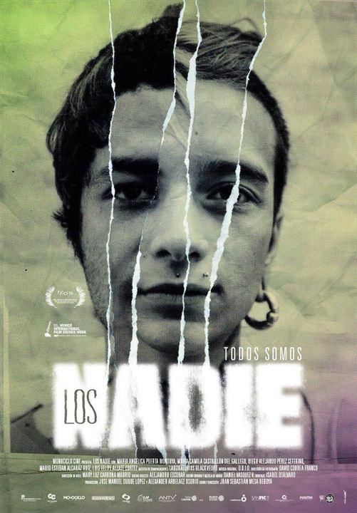 Los Nadie : Kinoposter