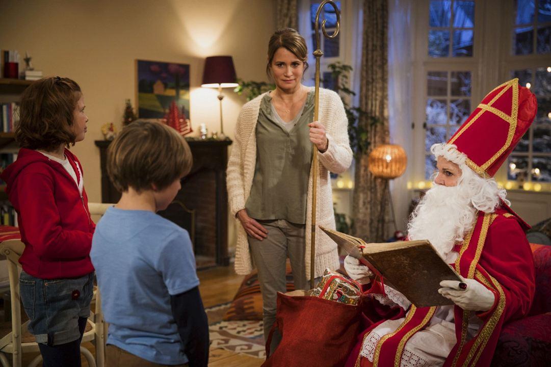 Hexe Lilli rettet Weihnachten : Bild Anja Kling, Claudio Magno, Hedda Erlebach
