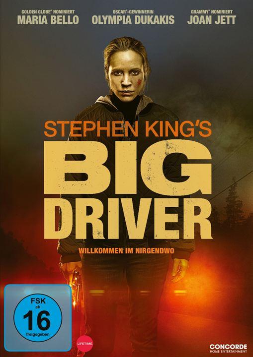 Stephen King's Big Driver : Kinoposter