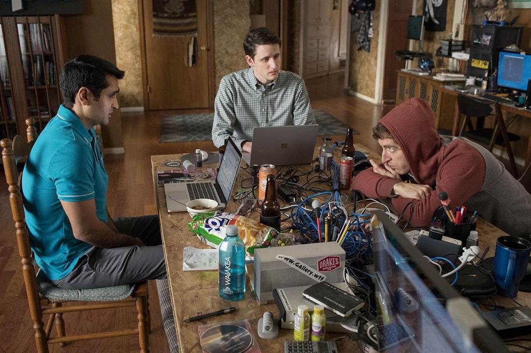 Bild Kumail Nanjiani, Thomas Middleditch, Zach Woods
