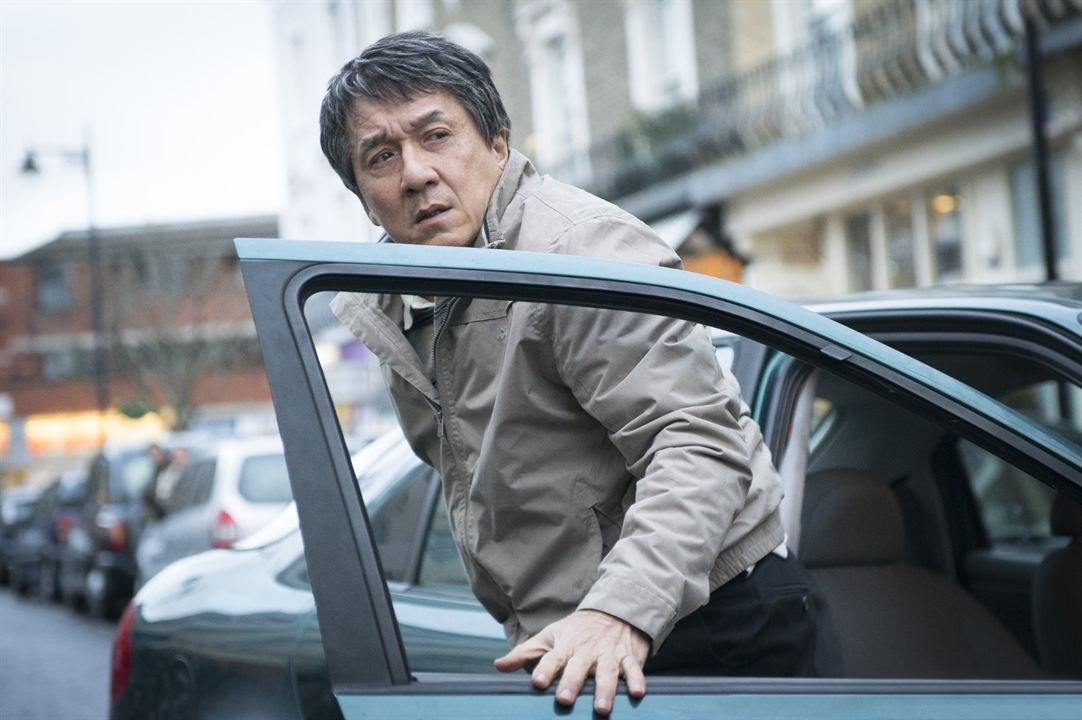 The Foreigner : Bild Jackie Chan