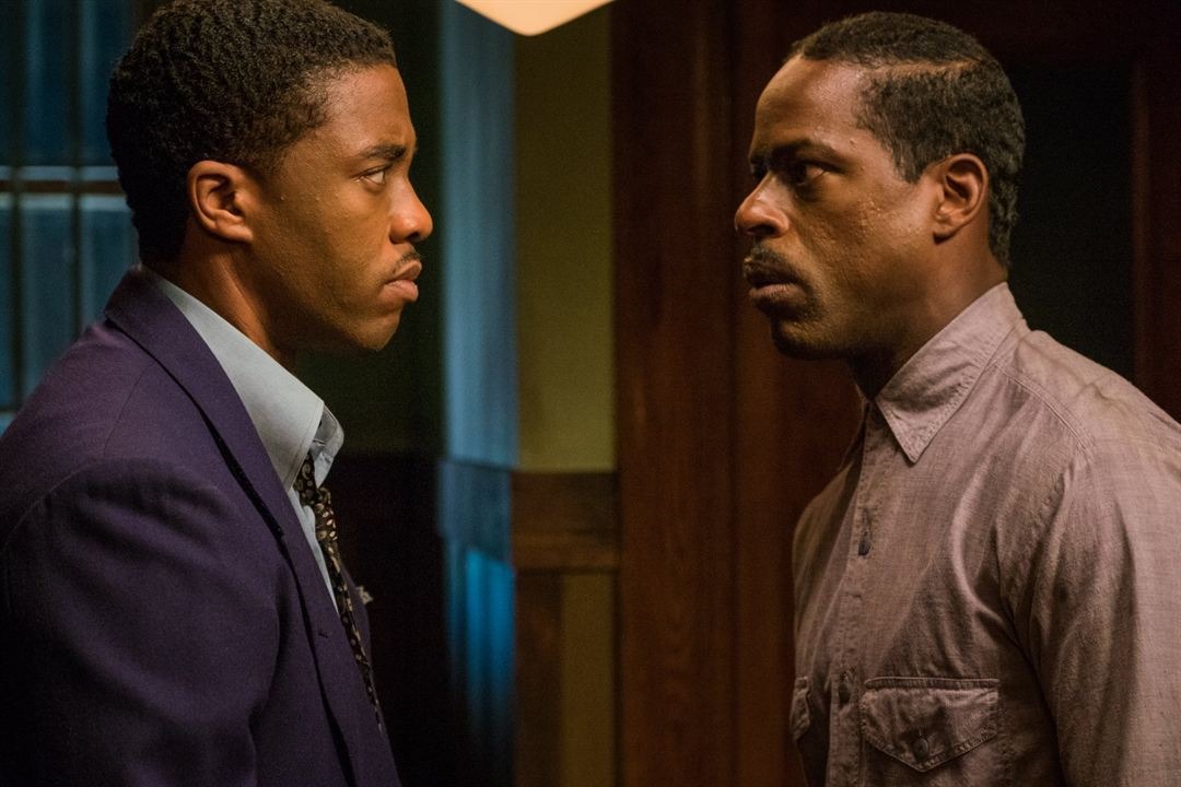 Marshall : Bild Chadwick Boseman, Sterling K. Brown