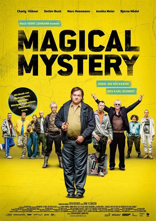 Magical Mystery oder: Die Rückkehr des Karl Schmidt : Kinoposter