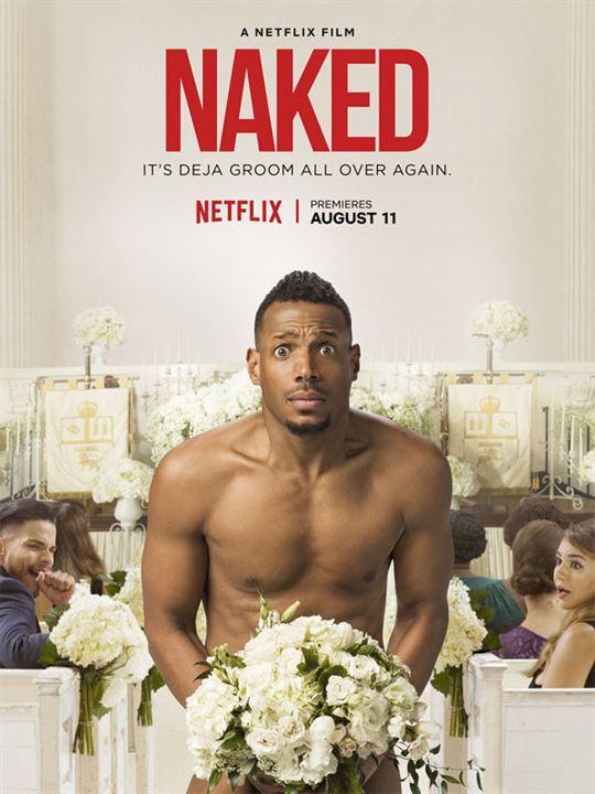 Naked : Kinoposter