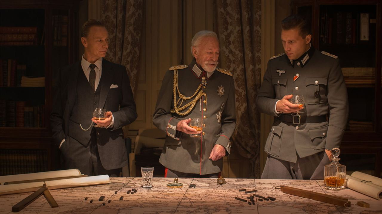 The Exception : Bild Ben Daniels, Christopher Plummer, Jai Courtney
