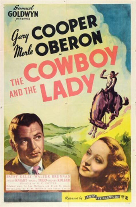Mein Mann, der Cowboy : Kinoposter