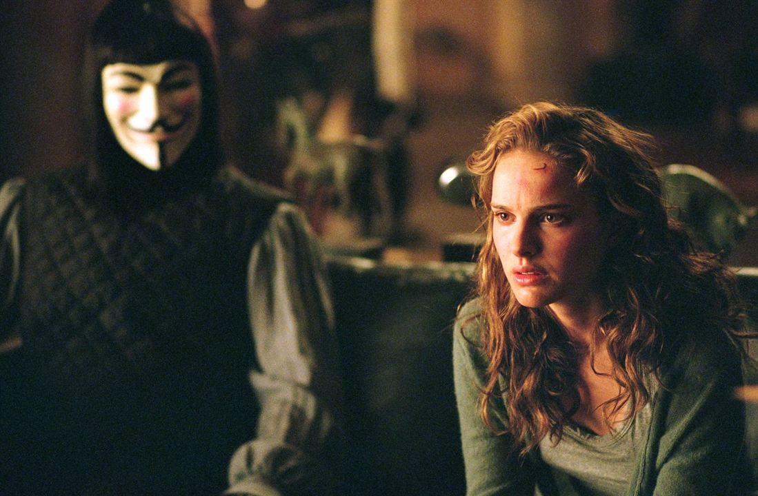 V wie Vendetta : Bild Natalie Portman