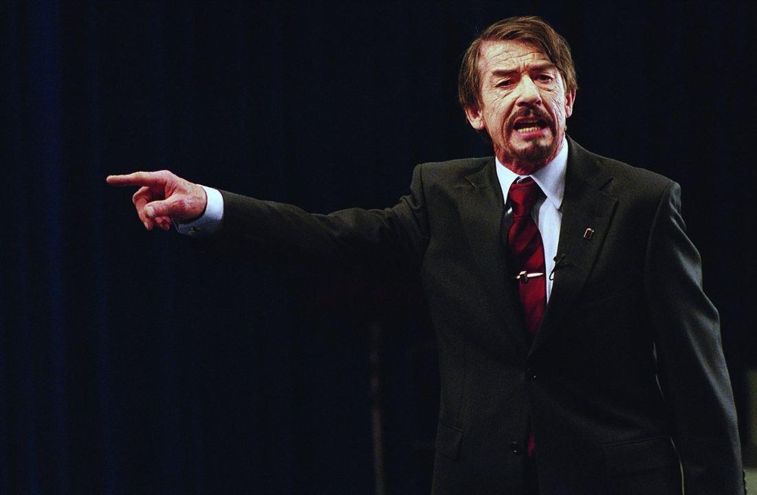 V wie Vendetta : Bild John Hurt