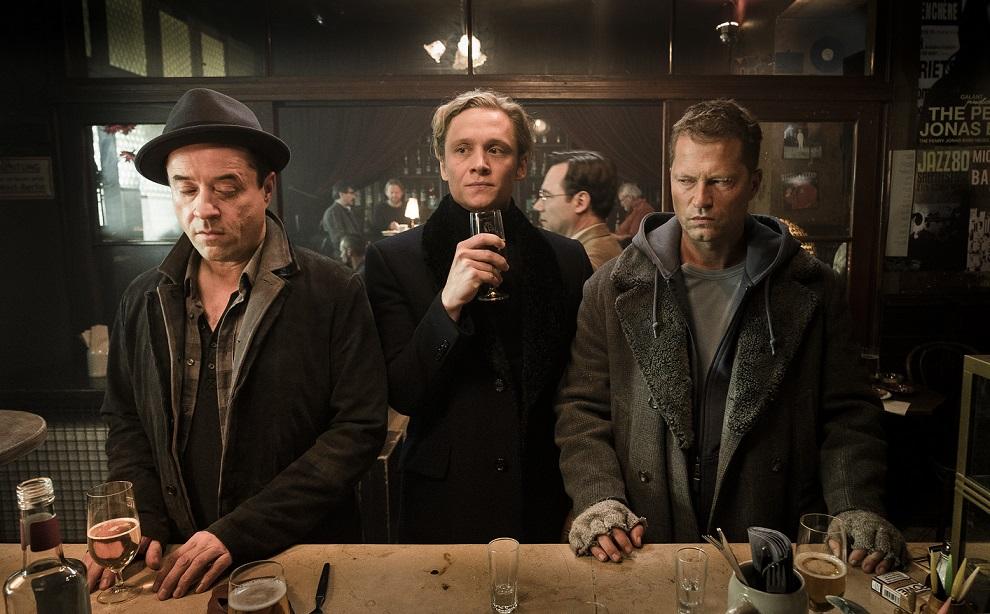 Vier gegen die Bank : Bild
