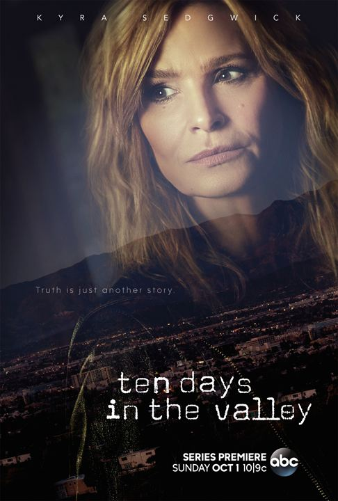 Ten Days In The Valley : Kinoposter